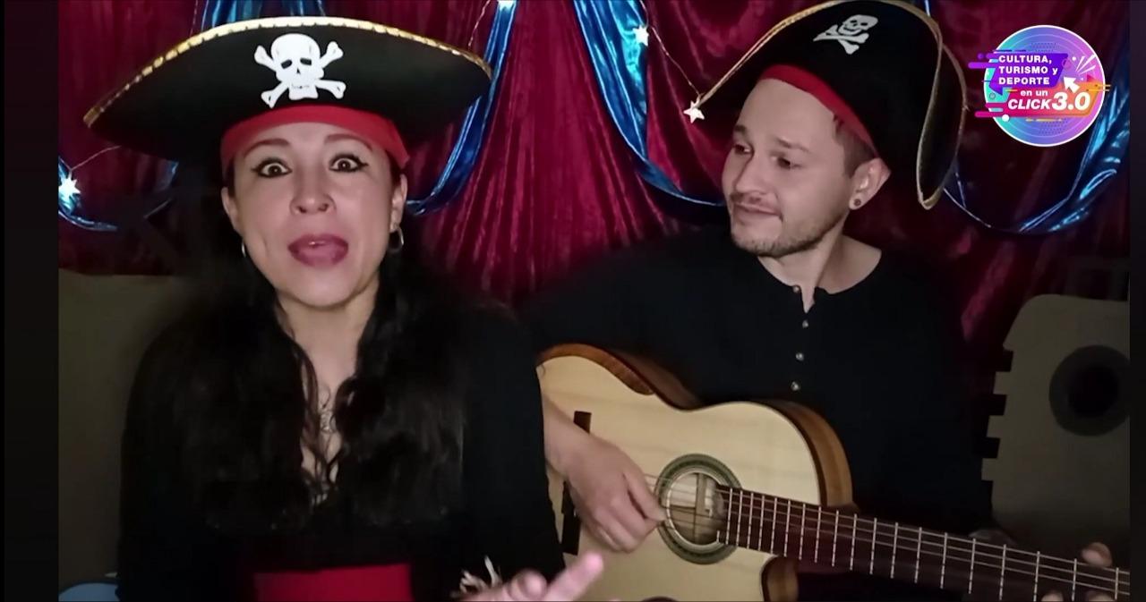 FOMENTAN LA LECTURA EN LOS MENORES A TRAVÉS DE CUENTOS MUSICALIZADOS