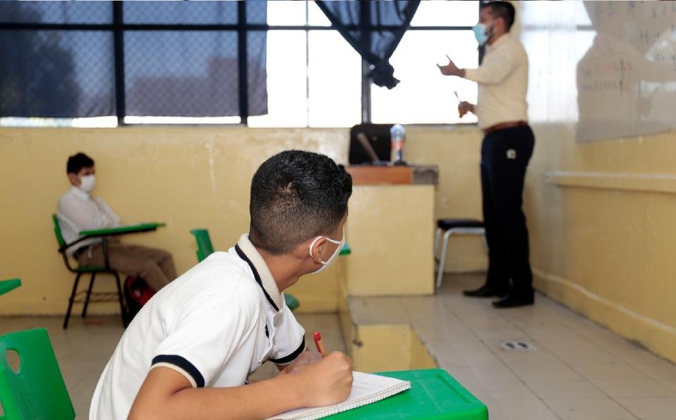 SUMAN 6 CASOS POSITIVOS DE COVID EN REGRESO A CLASES EN ESCUELAS DE LA CDMX
