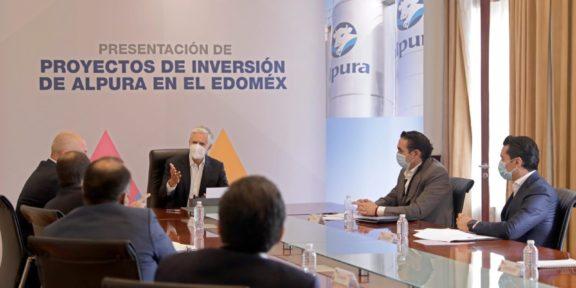 SUBRAYA ALFREDO DEL MAZO INVERSIÓN SUPERIOR A MIL 500 MDP DE ALPURA EN EDOMÉX