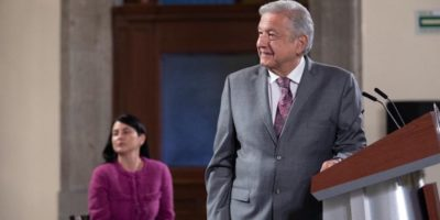 AMLO ATRIBUYE FILTRACIONES A REPORTAJE DEL NYT SOBRE COLAPSO
