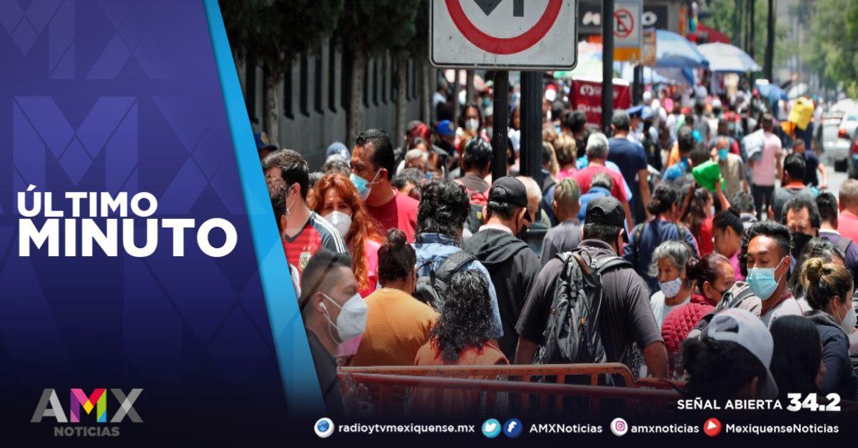 MÉXICO REPORTA 2 MILLONES 455 MIL 351 CASOS DE COVID-19