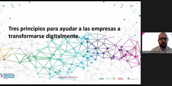 INICIAN PROCESO DE DIGITALIZACIÓN PARA MIPYMES EN EL EDOMÉX