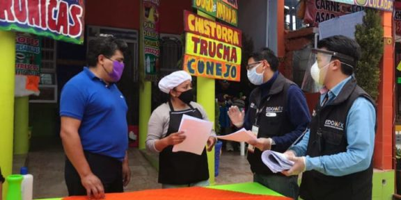 REFUERZA COPRISEM VIGILANCIA SANITARIA A COMERCIOS POR EL DÍA DEL PADRE