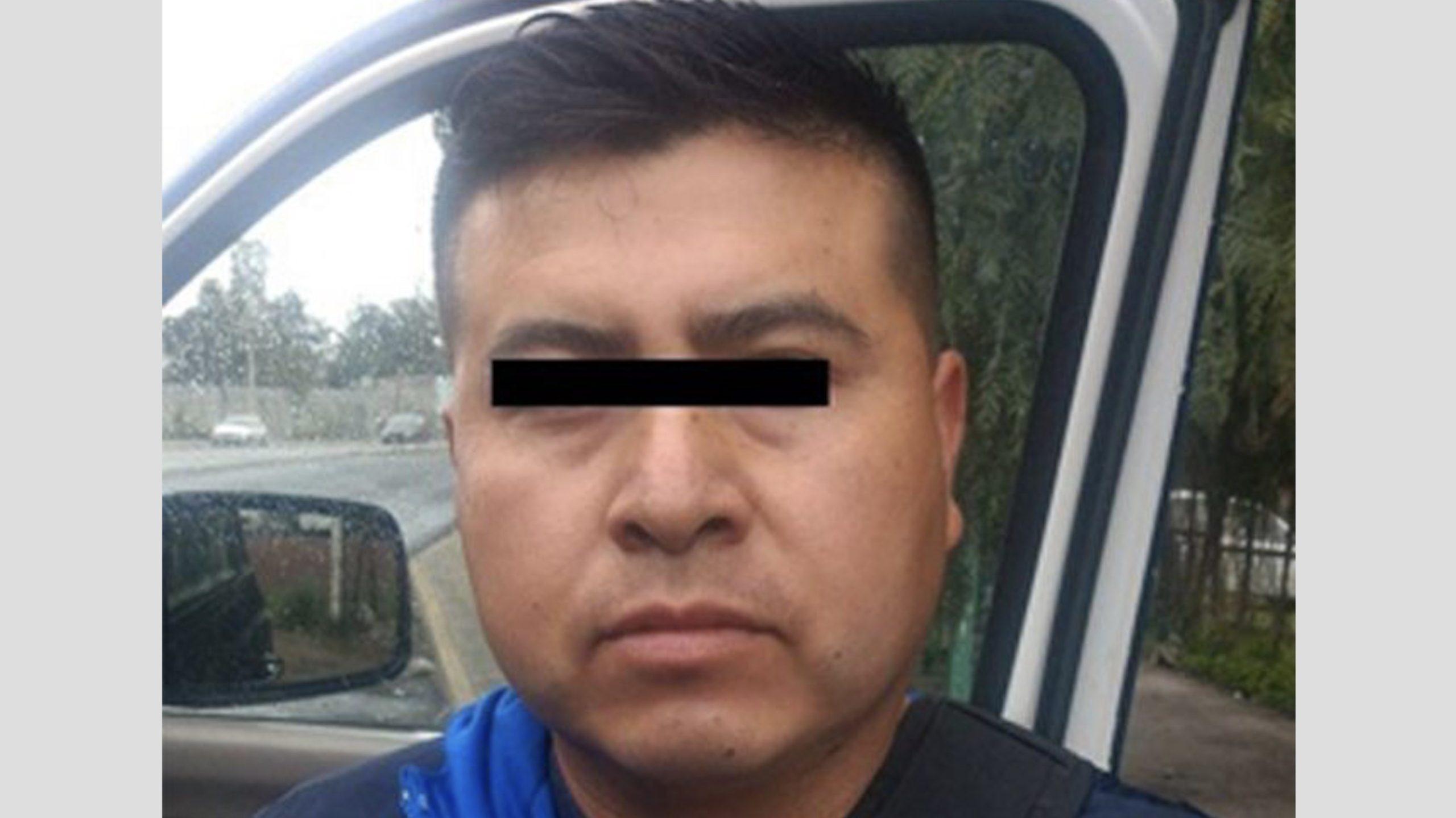 ARCO CARRETERO DE LA SECRETARÍA DE SEGURIDAD PERMITE RECUPERAR UN VEHÍCULO CON REPORTE DE ROBO