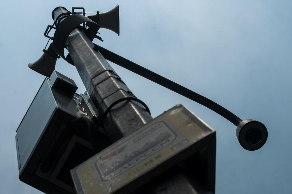 MENOS DE 200 ALTAVOCES NO FUNCIONARON EN LA CDMX: SHEINBAUM