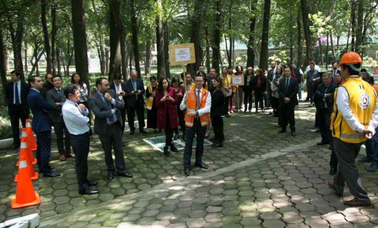 PARTICIPAN MÁS DE 5 MILLONES DE PERSONAS EN EL SIMULACRO NACIONAL 2021