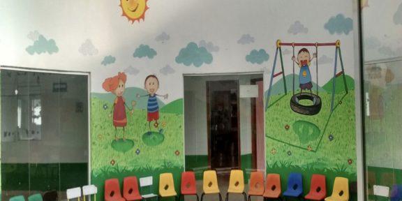EN COACALCO REABREN LAS CINCO ESTANCIAS INFANTILES DEL DIF MUNICIPAL
