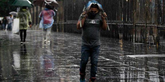 ZONA DE INESTABILIDAD EN OAXACA PODRÍA VOLVERSE EN CICLÓN TOPICAL: CONAGUA