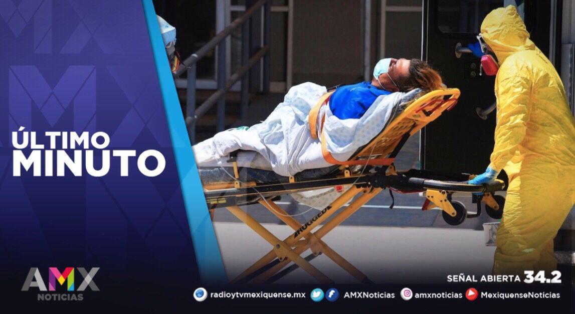 MÁS DE 23 MIL 400 MEXIQUENSES SON CASOS SOSPECHOS DE COVID-19