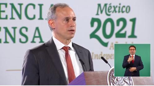 CONFIRMA LÓPEZ-GATELL QUE HAY REPUNTE EN CASOS DE COVID EN MÉXICO