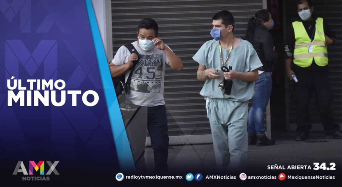SALUD: MÉXICO CERCA DE LAS 235 MIL MUERTES POR COVID-19