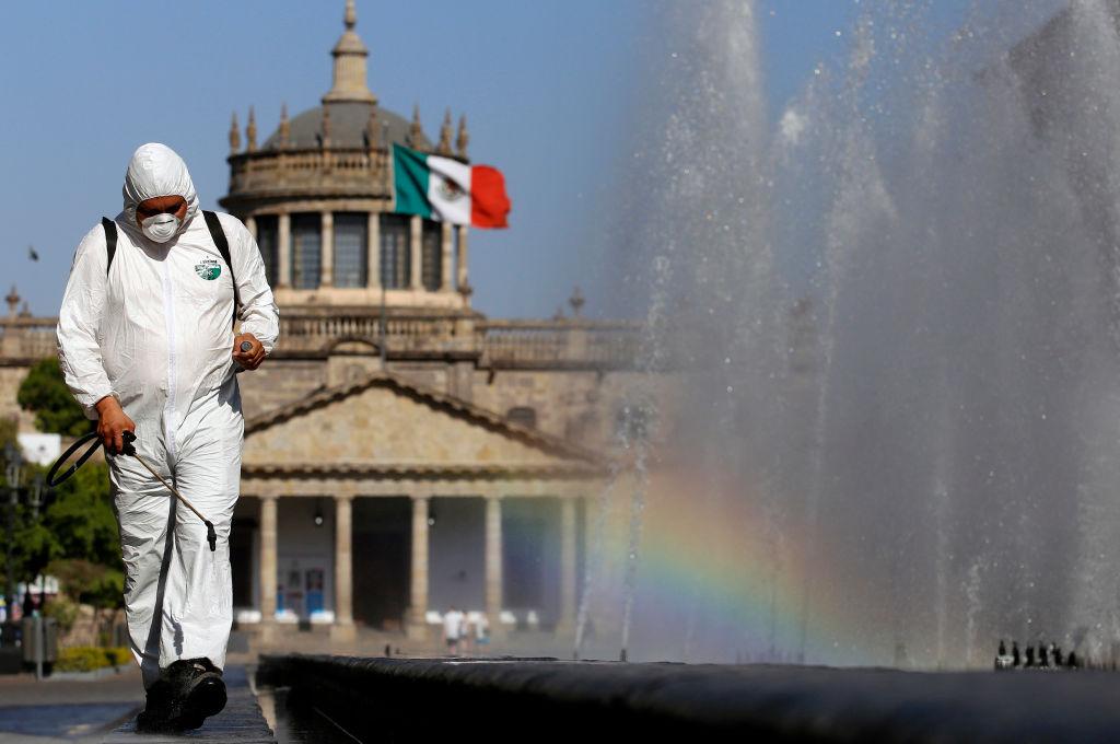 EN LA CDMX EL 25% DE LOS HOGARES YA TUVO CONTACTO CON LA COVID-19