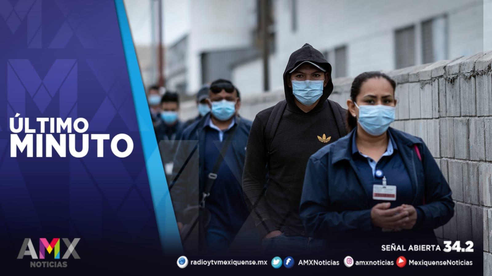 MÉXICO ACUMULA 234 MIL 969 MUERTES POR COVID-19