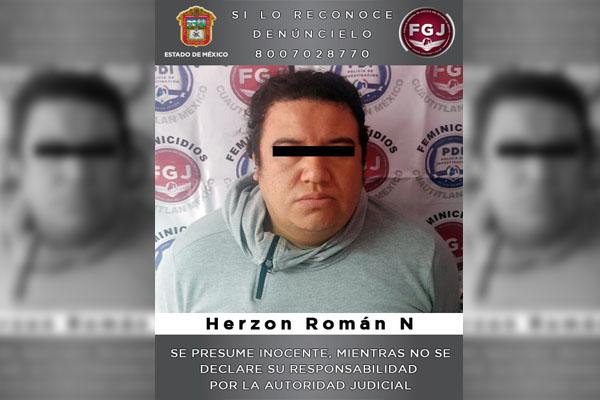 CAPTURAN A SUJETO INVESTIGADO POR EL HOMICIDIO DE UNA MUJER EN CUAUTITLÁN