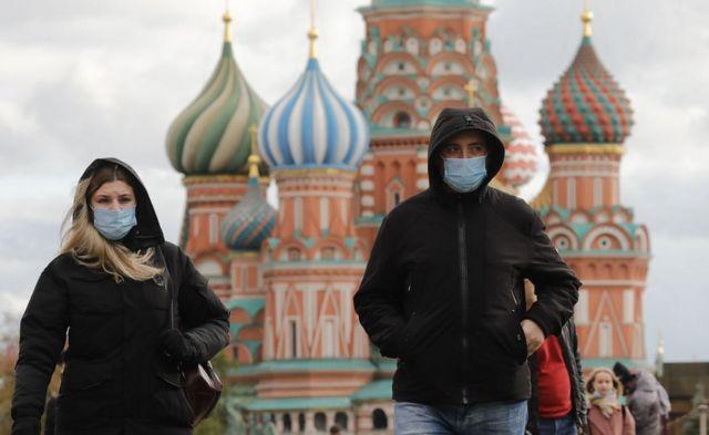 AUMENTAN MUERTES Y NUEVOS CASOS DE COVID EN RUSIA
