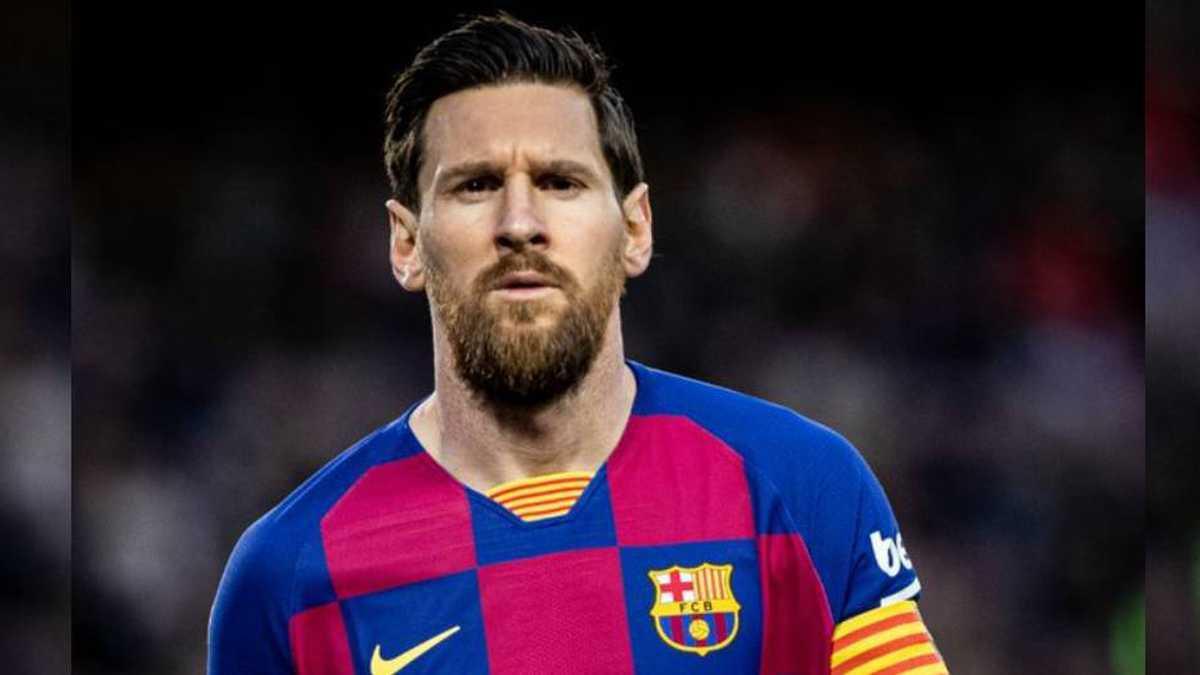LIONEL MESSI TERMINA SU CONTRATO CON EL FC BARCELONA