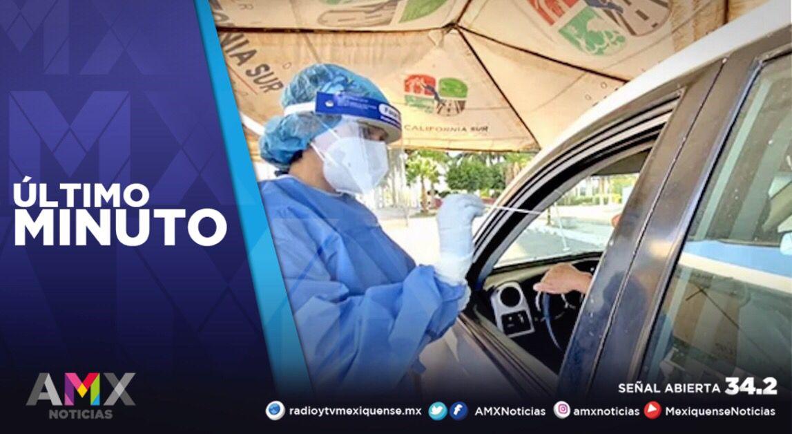 MÉXICO ACUMULA 233 MIL 580 MUERTES A CAUSA DE COVID-19