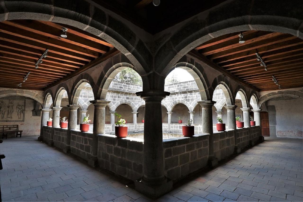 MUSEO VIRREINAL DE ZINACANTEPEC CUMPLE 41 AÑOS DE EXISTENCIA