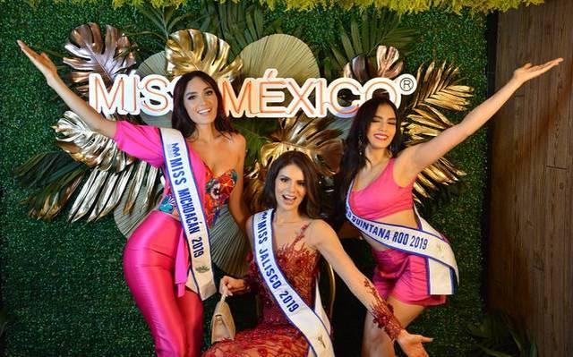 DETECTAN BROTE DE COVID-19 EN MISS MÉXICO 2021