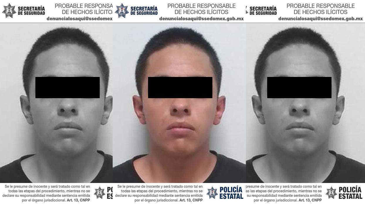 ASEGURAN EN ACOLMAN A PRESUNTO INTEGRANTE DE UNA CÉLULA DELICTIVA DEDICADA AL NARCOMENUDEO