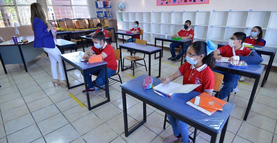 MÉXICO REANUDARÁ LAS CLASES PRESENCIALES EN AGOSTO