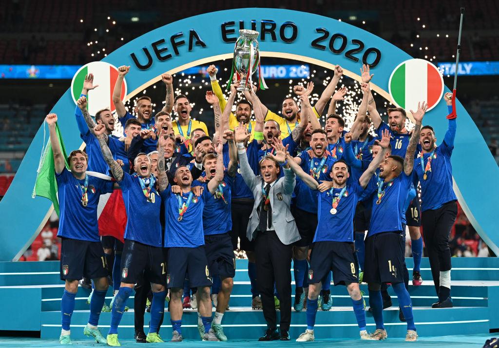 ¡ITALIA ES CAMPEÓN DE LA EUROCOPA 2020!