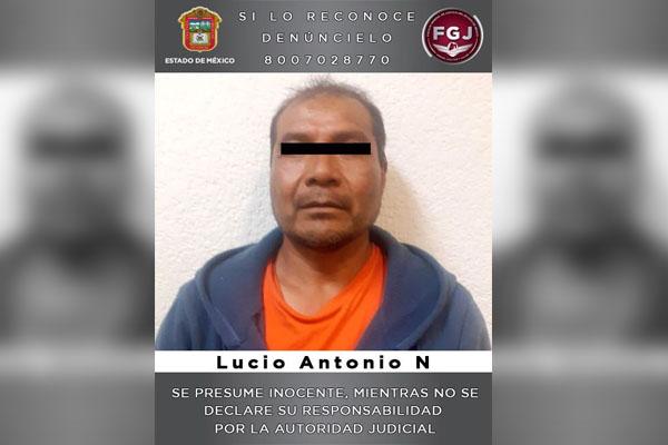 LO JUZGARÁN POR EL FEMINICIDIO DE SU NIETA DE 7 AÑOS OCURRIDO EN AMECAMECA