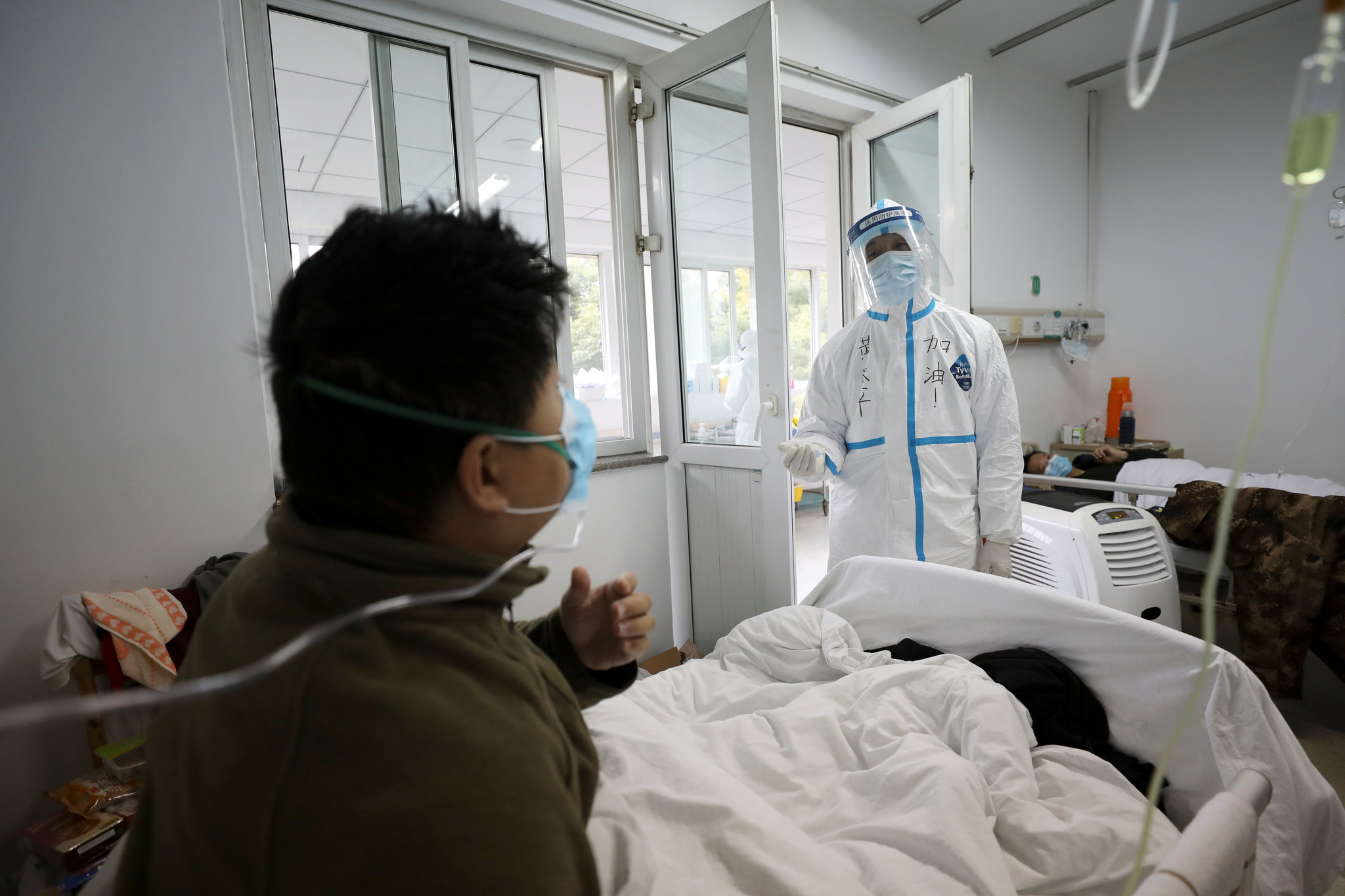 CHINA REPORTA HOSPITALIZACIÓN POR CONTAGIO DE CEPA DE GRIPE AVIAR