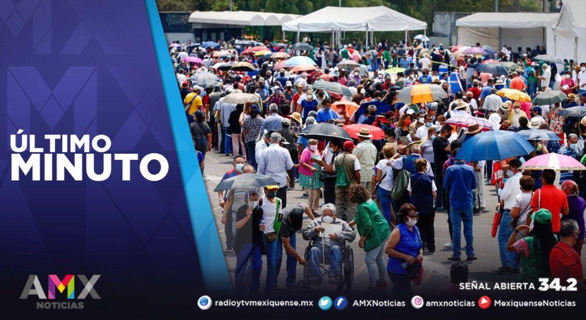 MÉXICO ACUMULA 236 MIL 240 DEFUNCIONES POR COVID-19