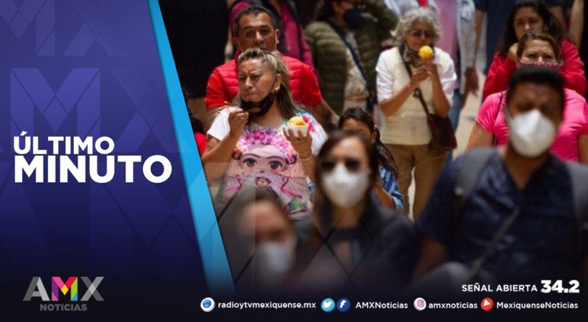 MÉXICO ACUMULA MÁS DE 244 MIL MUERTES POR COVID-19