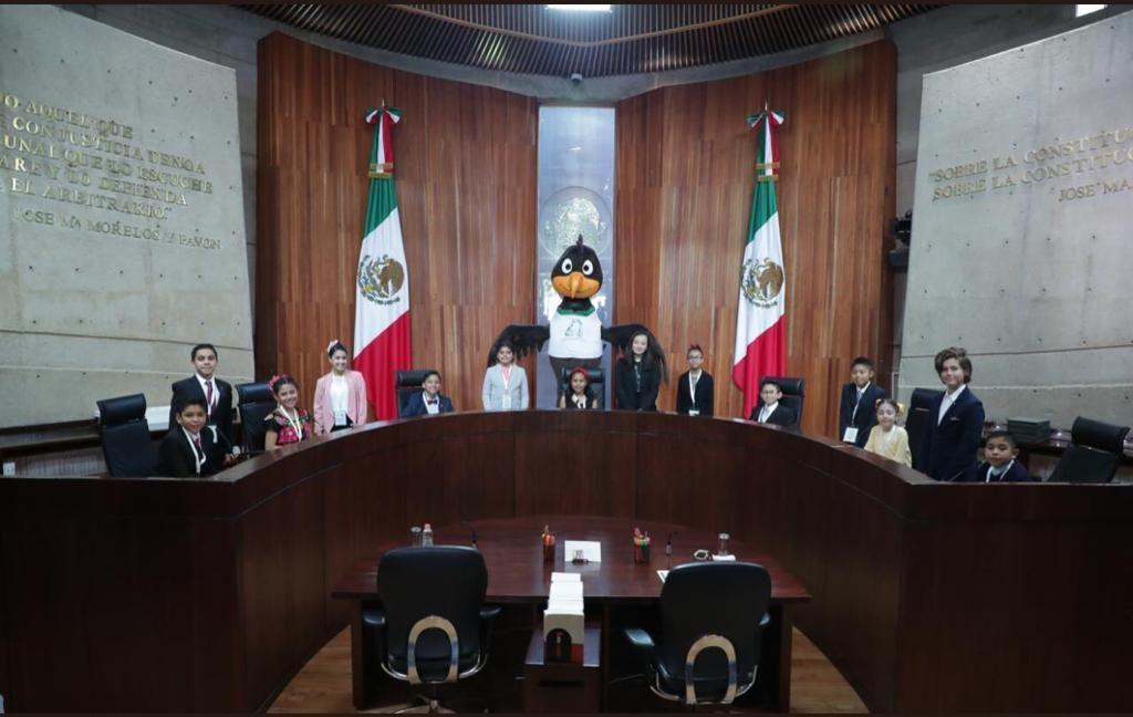 CONVOCAN A NIÑOS Y NIÑAS A PARTICIPAR EN EL TRIBUNAL ELECTORAL INFANTIL 2021