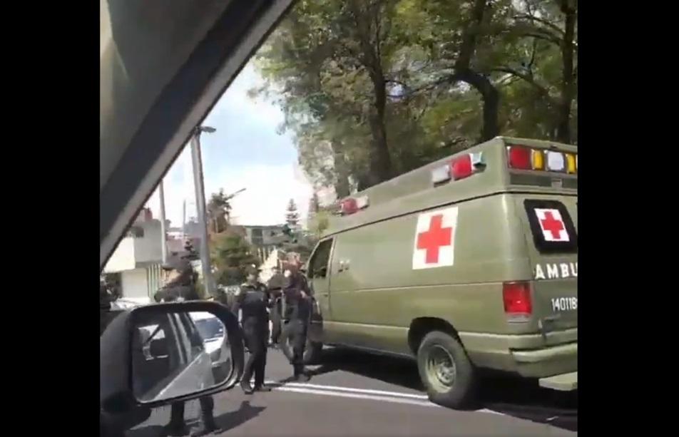VIDEO: DETIENEN A DOS MILITARES QUE HABRÍAN ATROPELLADO A UN MOTOCICLISTA