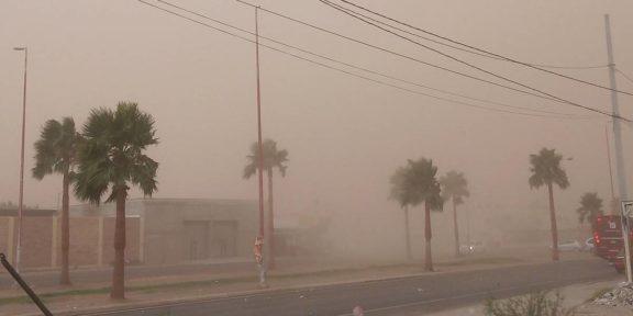 ¿EL POLVO DEL SAHARA AFECTA A LA SALUD DE LA POBLACIÓN Y EL CLIMA?