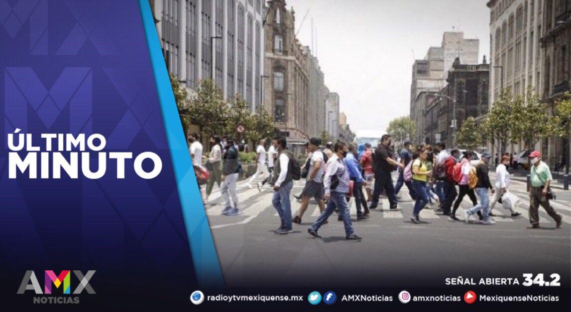 ANTE INCREMENTO DE CONTAGIOS POR COVID-19, REGRESA CDMX A SEMÁFORO NARANJA