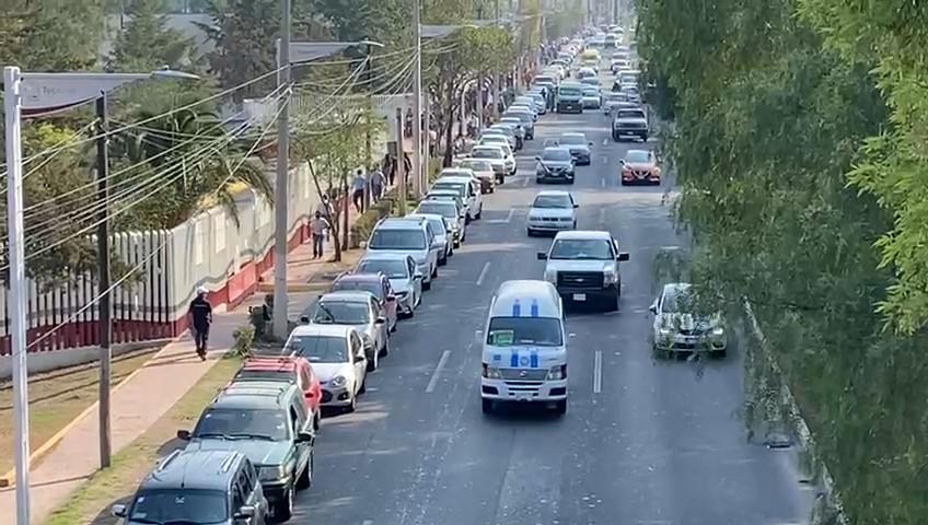 JORNADA DE VACUNACIÓN EN TECÁMAC BUSCA APLICAR MÁS DE 114 MIL DOSIS CONTRA COVID-19