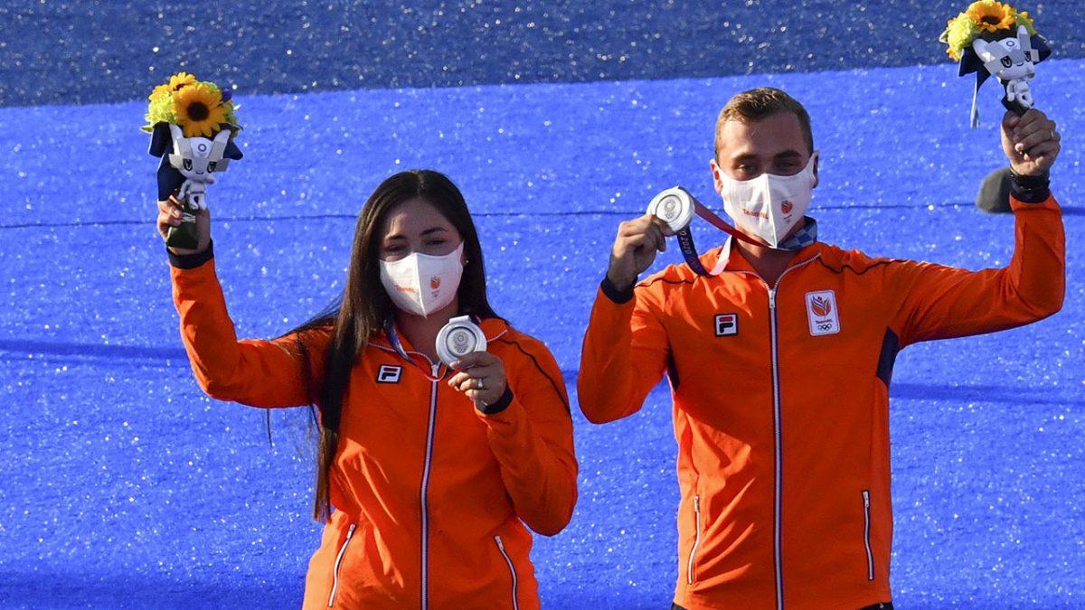 MEXICANA GABRIELA BAYARDO DA PLATA A PAÍSES BAJOS EN TIRO CON ARCO MIXTO