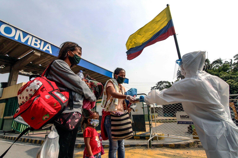DETECTA EN COLOMBIA PRIMER CASO DE VARIANTE DELTA