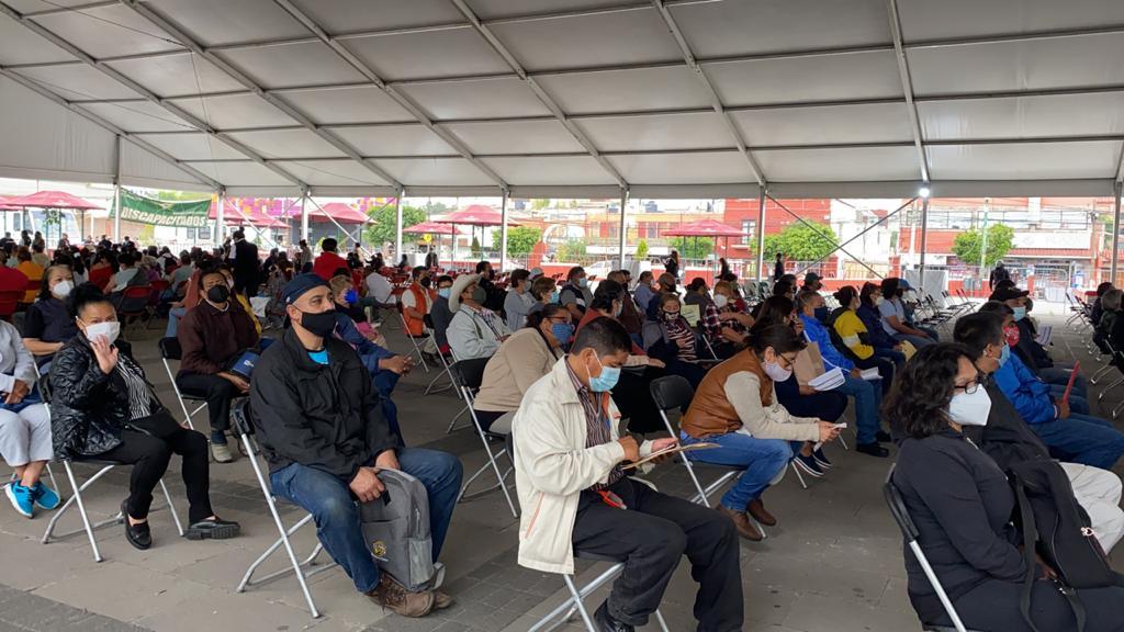MÁS DE 6 MILLONES DE MEXIQUENSES HAN RECIBIDO AL MENOS UNA DOSIS DE LA VACUNA ANTICOVID