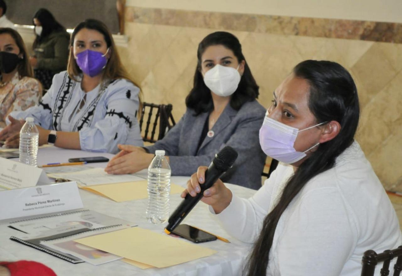 TRABAJA EDOMÉX PARA GARANTIZAR LOS DERECHOS DE LAS MEXIQUENSES