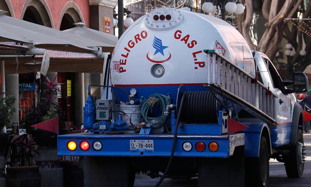 GASERAS SE DESLINDAN DE PAROS DE REPARTIDORES DE GAS LP