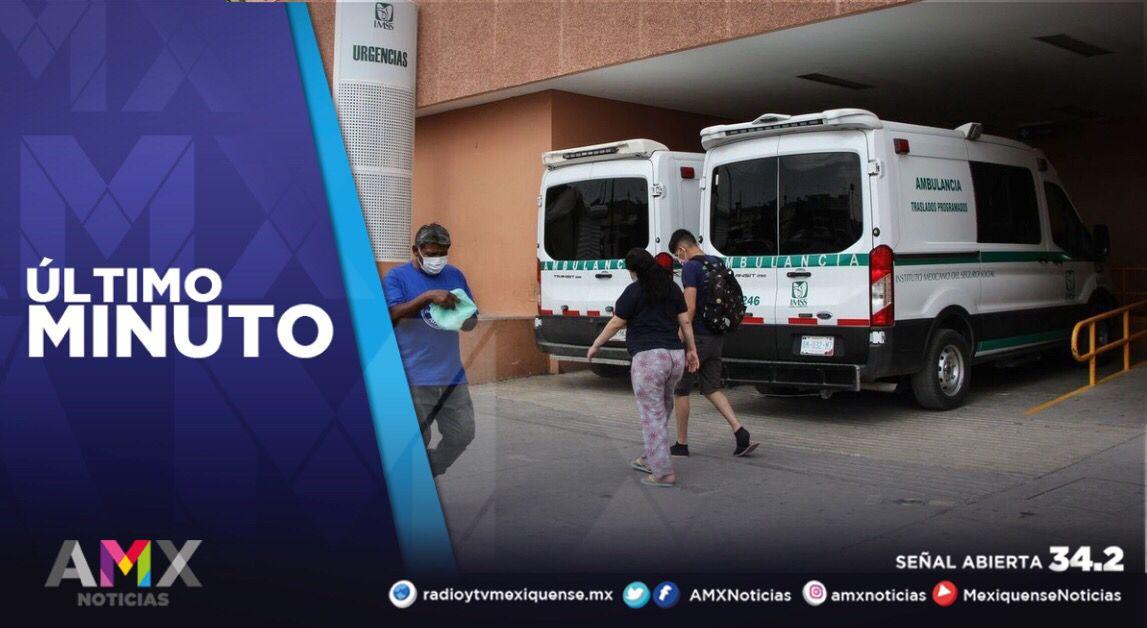 MÉXICO ROZA LOS 3 MILLONES DE CONTAGIOS DE COVID-19