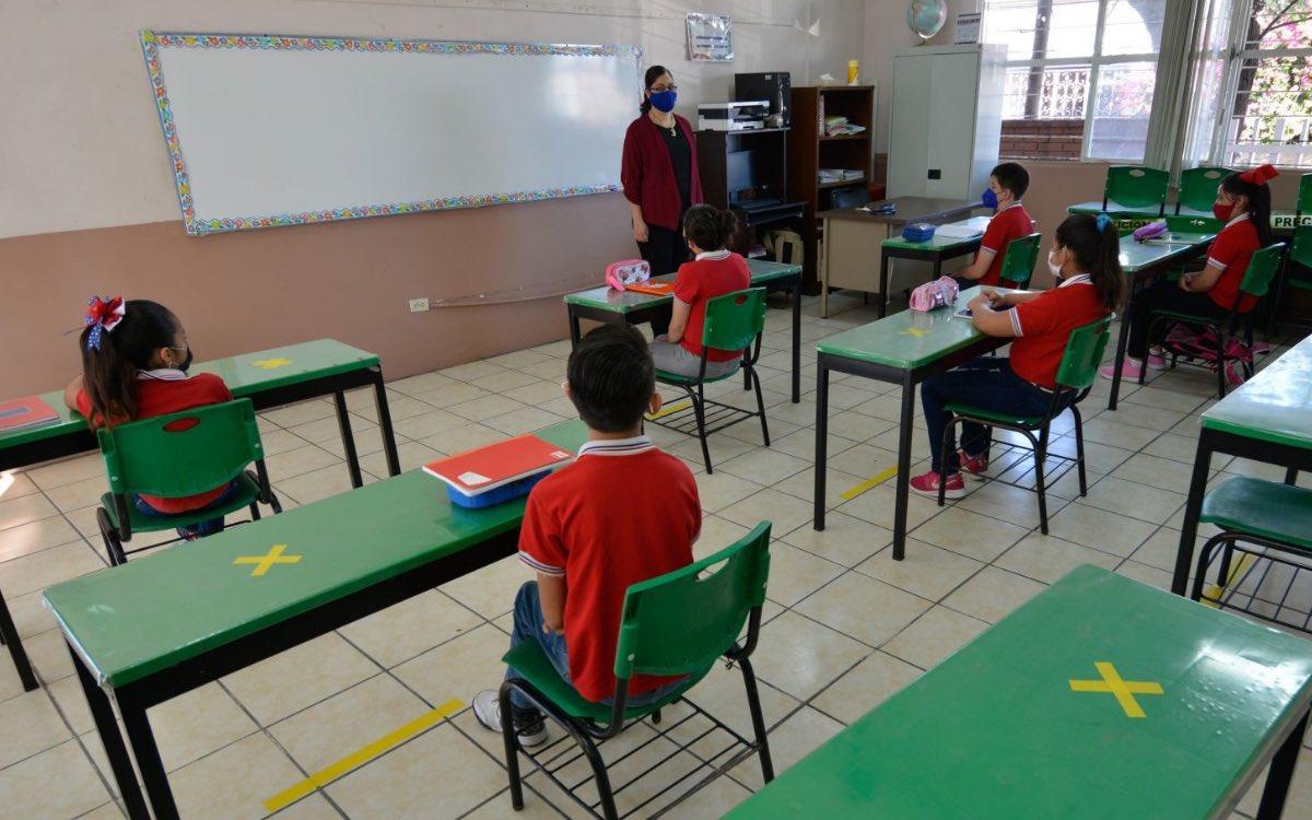 SEP PRESENTA PROTOCOLO SANITARIO A SEGUIR ANTE REGRESO A CLASES PRESENCIALES