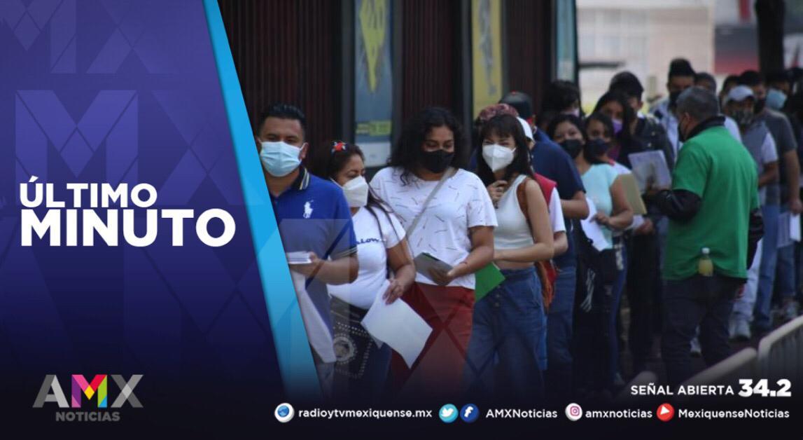 CDMX PERMANECE EN SEMÁFORO NARANJA; REGISTRA ESTABILIDAD HOSPITALARIA