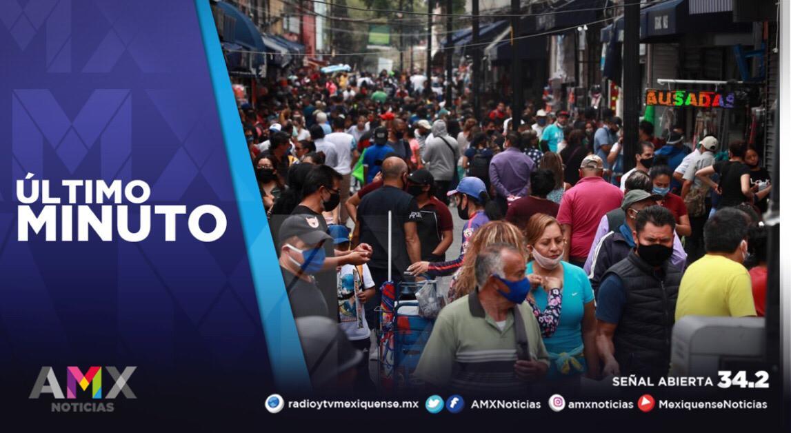 MÉXICO ACUMULA 3 MILLONES 068 MIL 329 CASOS DE COVID-19