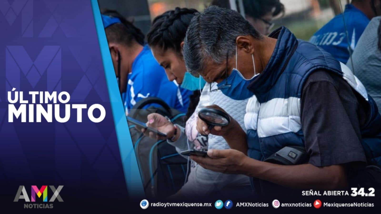 MÉXICO SUMA MÁS DE 486 MIL CASOS SOSPECHOSOS DE COVID-19