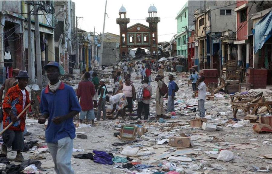 AUMENTA EL NÚMERO DE FALLECIDOS POR TERREMOTO EN HAITÍ