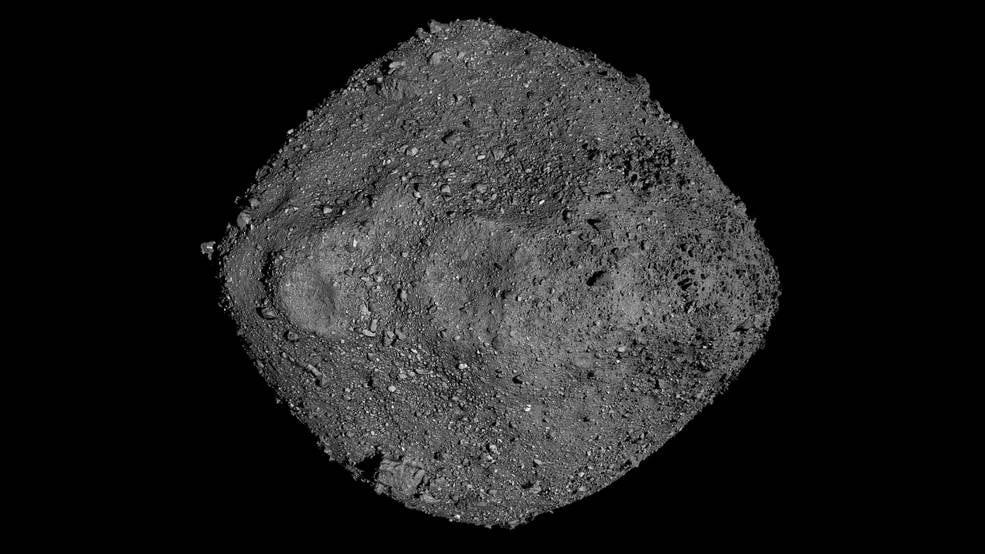 ASTEROIDE BENNU PODRÍA CHOCAR CONTRA LA TIERRA: NASA