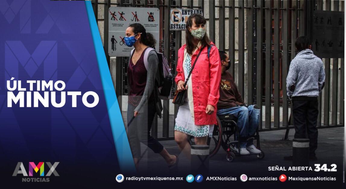 EDOMÉX REGISTRA MÁS DE 25 MIL 100 CASOS SOSPECHOSOS DE COVID-19
