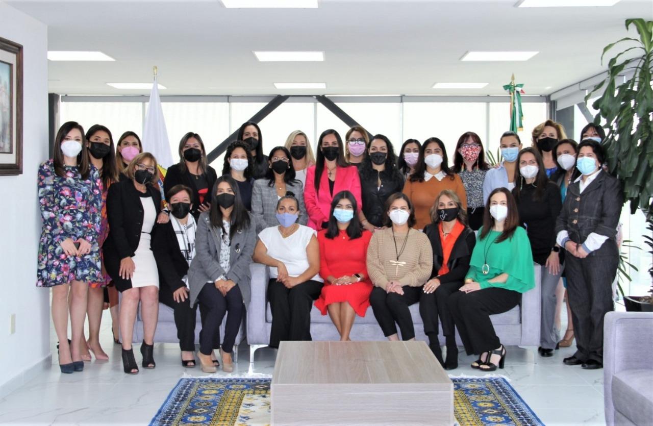 PROMUEVE VOLUNTARIADO DE LA SECRETARÍA DE LA MUJER EL BIENESTAR DE LAS MEXIQUENSES