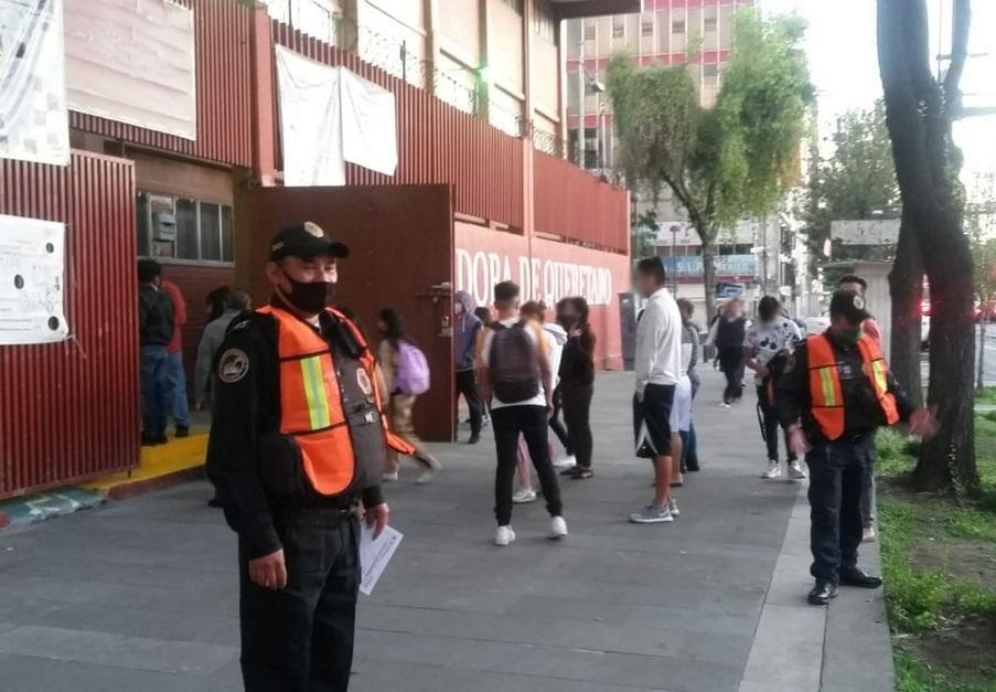 DESPLEGARÁN OPERATIVO DE SEGURIDAD PARA EL REGRESO A CLASES EN CDMX